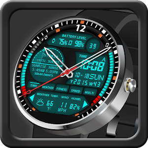 S01 WatchFace for Moto 360 For PC