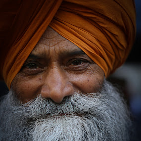 Sikh Man by VAM Photography - People Street & Candids ( parade, sikh, nyc, places, man,  )