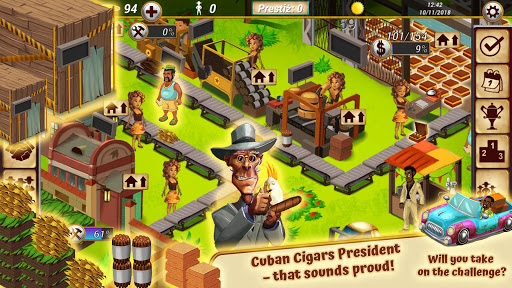 Idle Cigar Empire - Cigar Factory