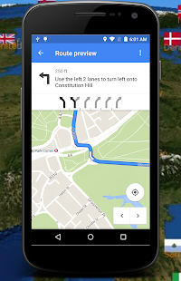 GPS Route Finder ☞ - screenshot