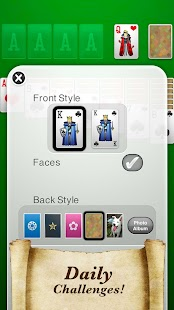 Solitaire and Kings Free - screenshot