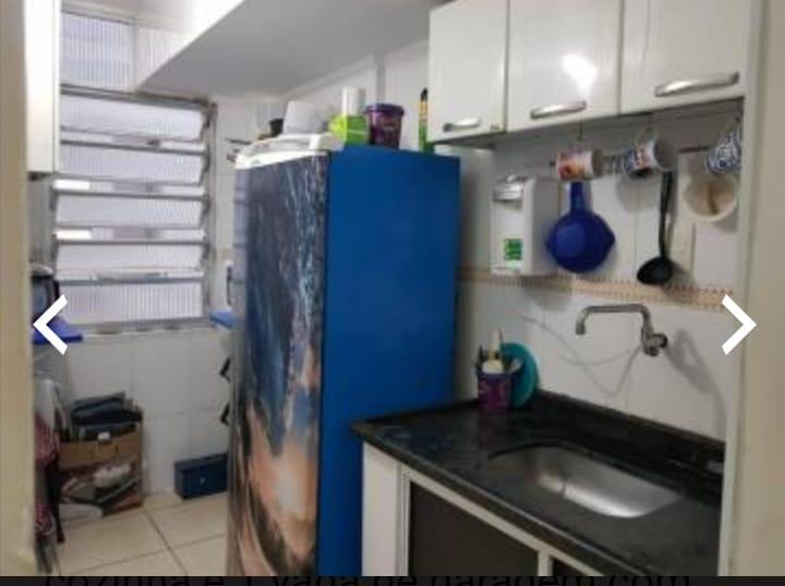Kitnet com 1 dormitório à venda, 38 m² por R$ 169.000 - Itararé - São Vicente/SP