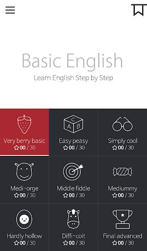Basic English for Beginners screenshot 1