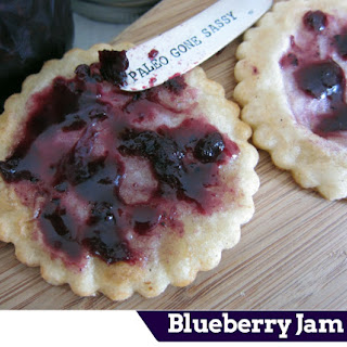 Blueberry Jam Gelatin Recipes