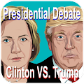Free app Presidential Debate Tablet