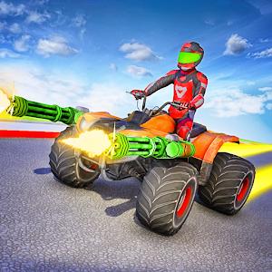 Quad ATV Bike Race Free: Traffic Racing Games For PC (Windows & MAC)