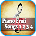 Piano Fnaf Songs 1 2 3 4 APK for Kindle Fire