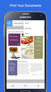 App Samsung Print Service Plugin APK for Windows Phone