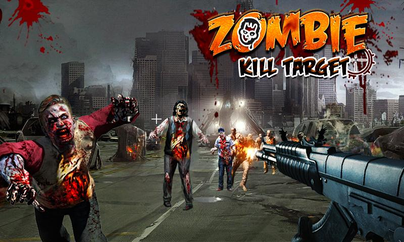 Zombie Kill Target Screenshot 0