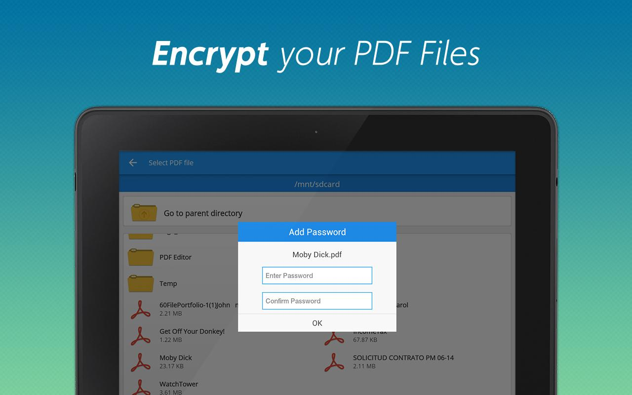 PDF Editor and PDF Converter Screenshot 11