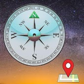 Compass - GPS Digital Icon