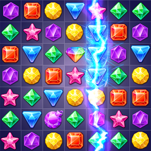 Jewels Crush- Match 3 Puzzle For PC
