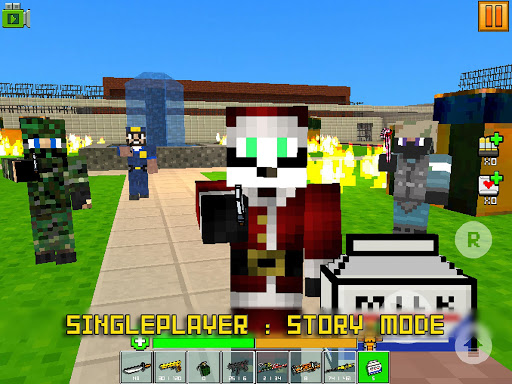 Cops N Robbers - FPS Mini Game screenshot 12