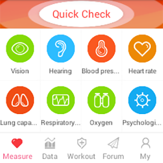 iCare Oxygen Monitor Pro Screenshot 11