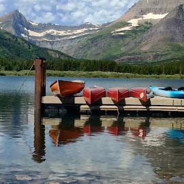 The Lake by Randi Hodson - Instagram & Mobile iPhone ( lake )