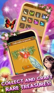 Match 3 Magic Lands: Fairy King's Quest