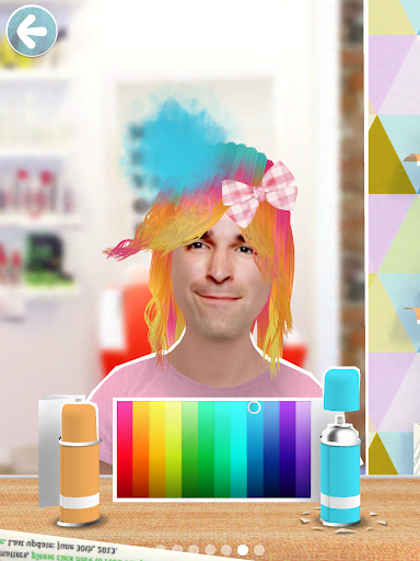 Toca Hair Salon Me screenshot 8