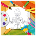 Download HOW TO DRAW DRAGON BZ ANIME APK on PC