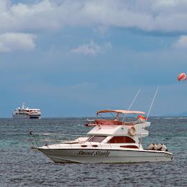by J W - Transportation Boats
