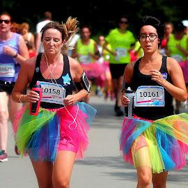 Rainbow  warriors by Gordon Simpson - Sports & Fitness Running