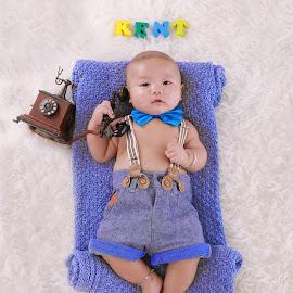 helloo.. daddy by Sukito Cahaya - Babies & Children Babies