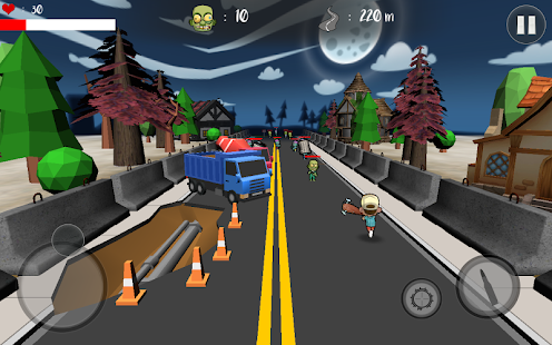 Zombie Road Tsunami APK baixar