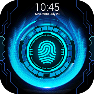 Lock screen - Fingerprint support For PC / Windows 7/8/10 / Mac – Free Download