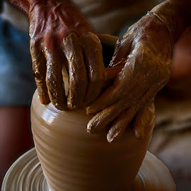 Clay by Abdul Rehman - Artistic Objects Other Objects ( clay, natural light, mud, beautiful, artistic, beauty, artist, soil )
