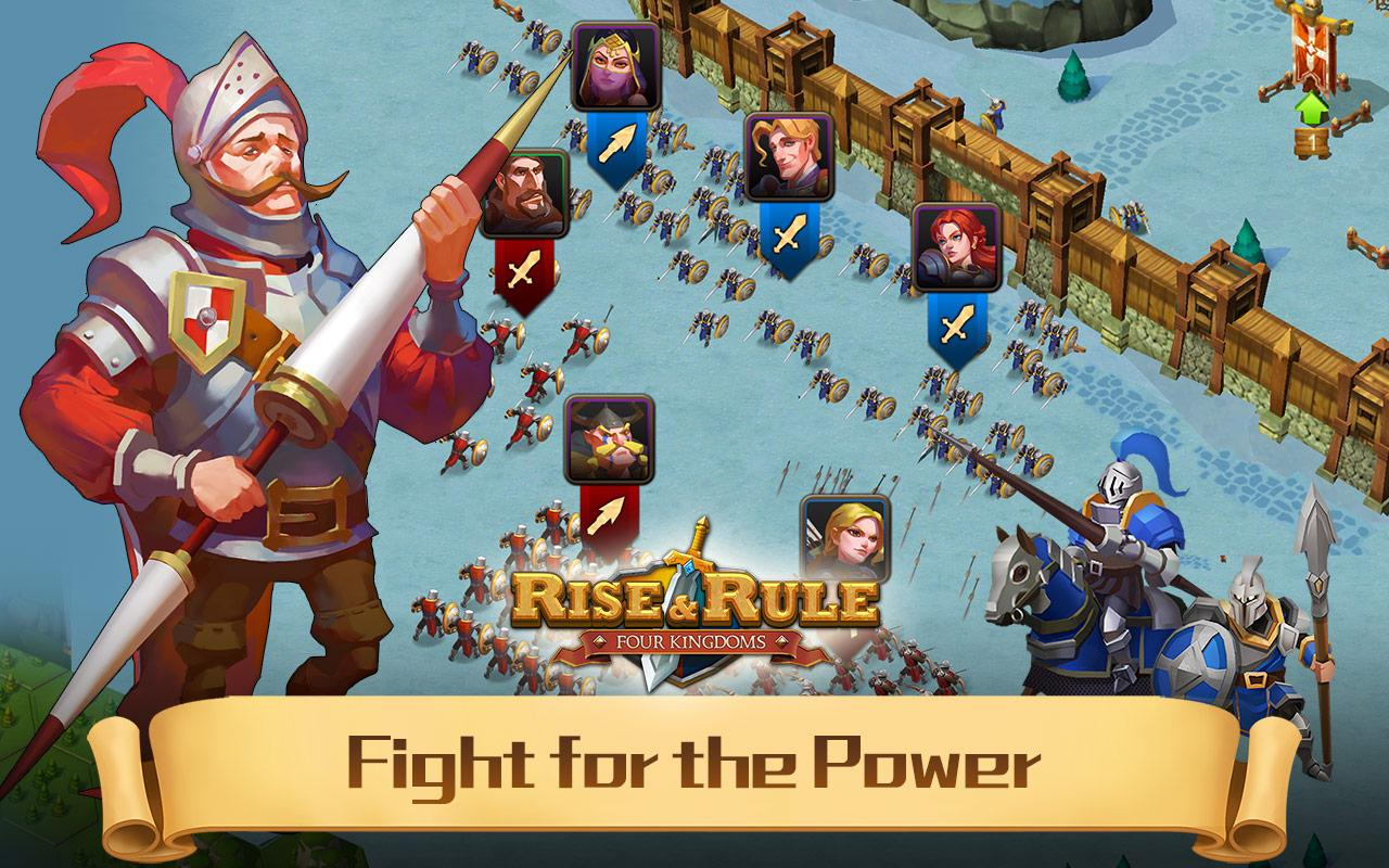 Rise & Rule: Battle for Throne Screenshot 3