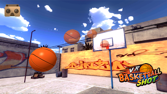 VR Basketball Shot apk screenshot