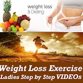 Weight Loss Exercise for Women GIRLs VIDEOs APK for Bluestacks