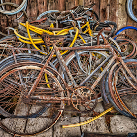 Rusty  by Dragan Rakocevic - Transportation Bicycles