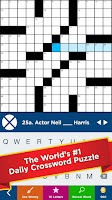 Screenshot of Daily Celebrity Crossword™