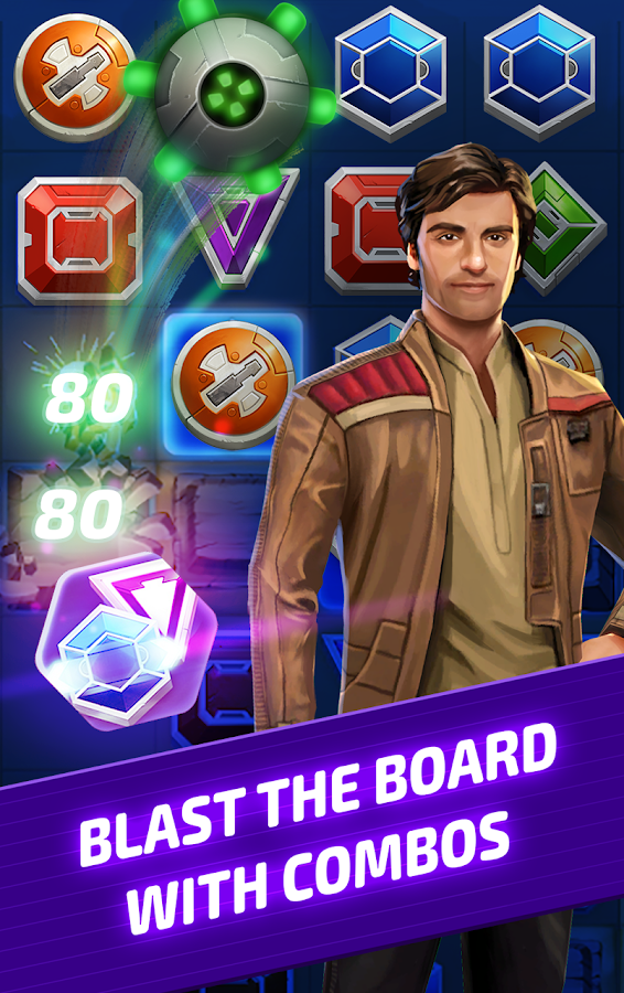 Star Wars: Puzzle Droids™ Screenshot 17
