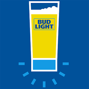 Bud Light Touchdown Glass For PC