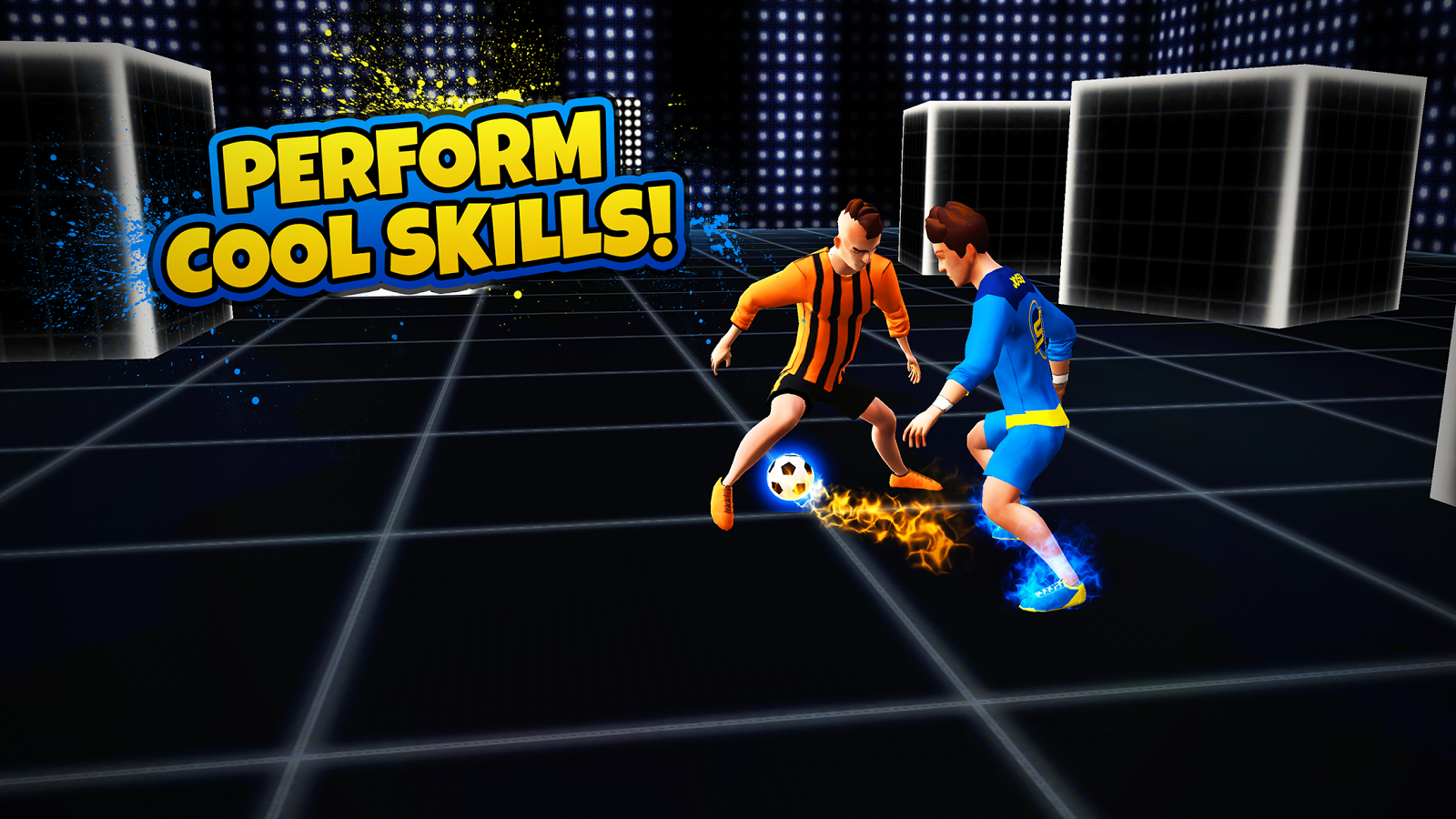 SkillTwins Football Game Screenshot 9