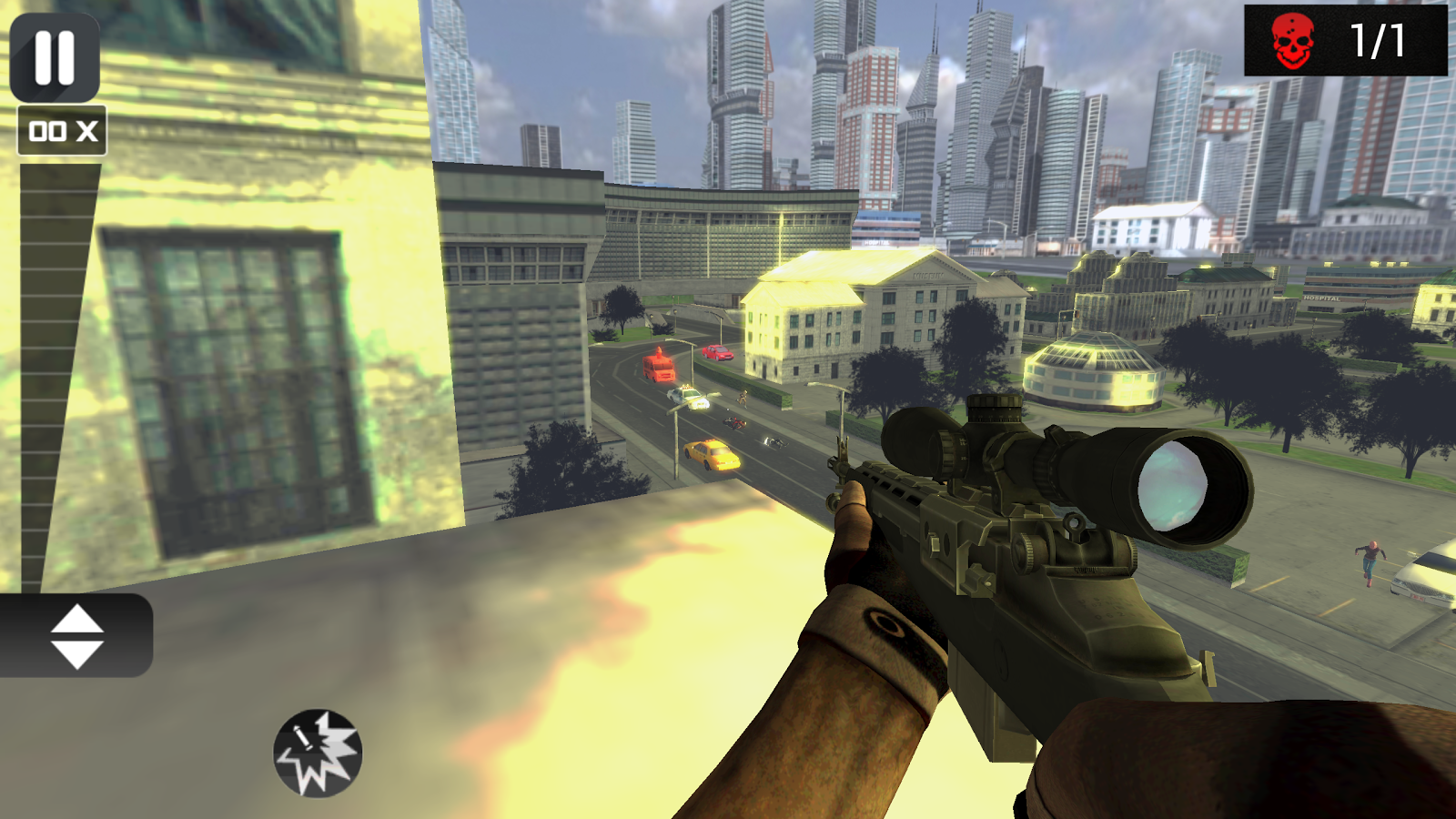 Sniper Terrorist Strike Screenshot 1