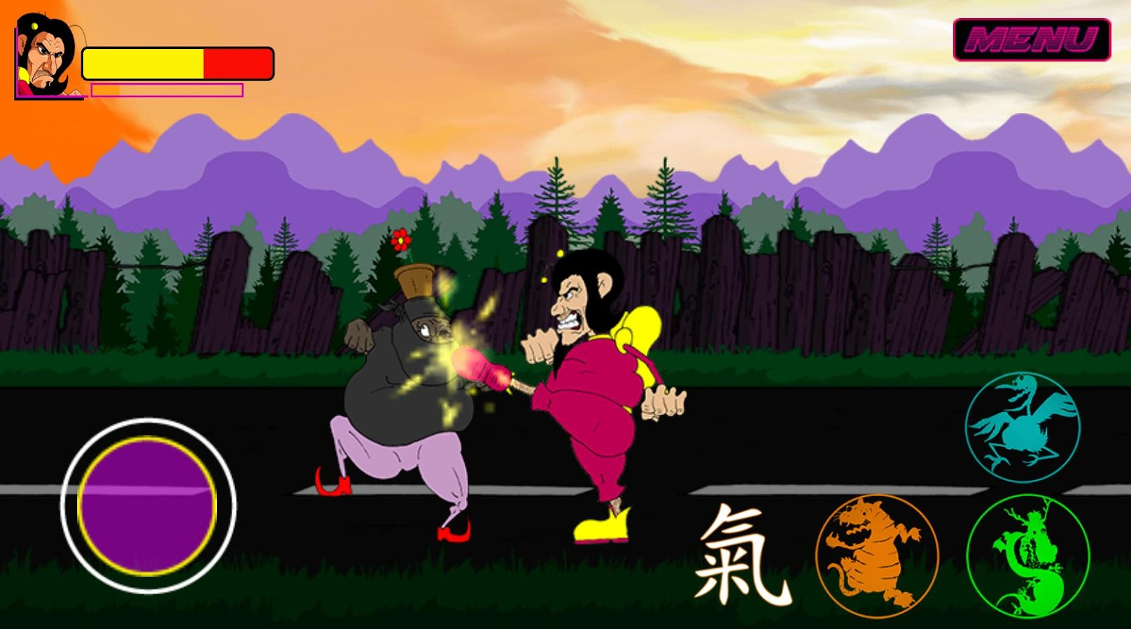 Fight Masters Screenshot
