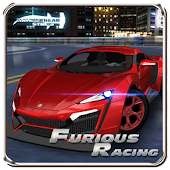 Game Furious Racing: Abu Dhabi APK for Kindle