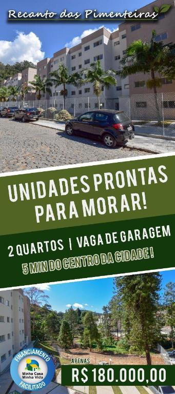 Apartamento à venda em Pimenteiras, Teresópolis - Foto 2