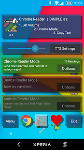 App Browser Reader for Chrome APK for Windows Phone