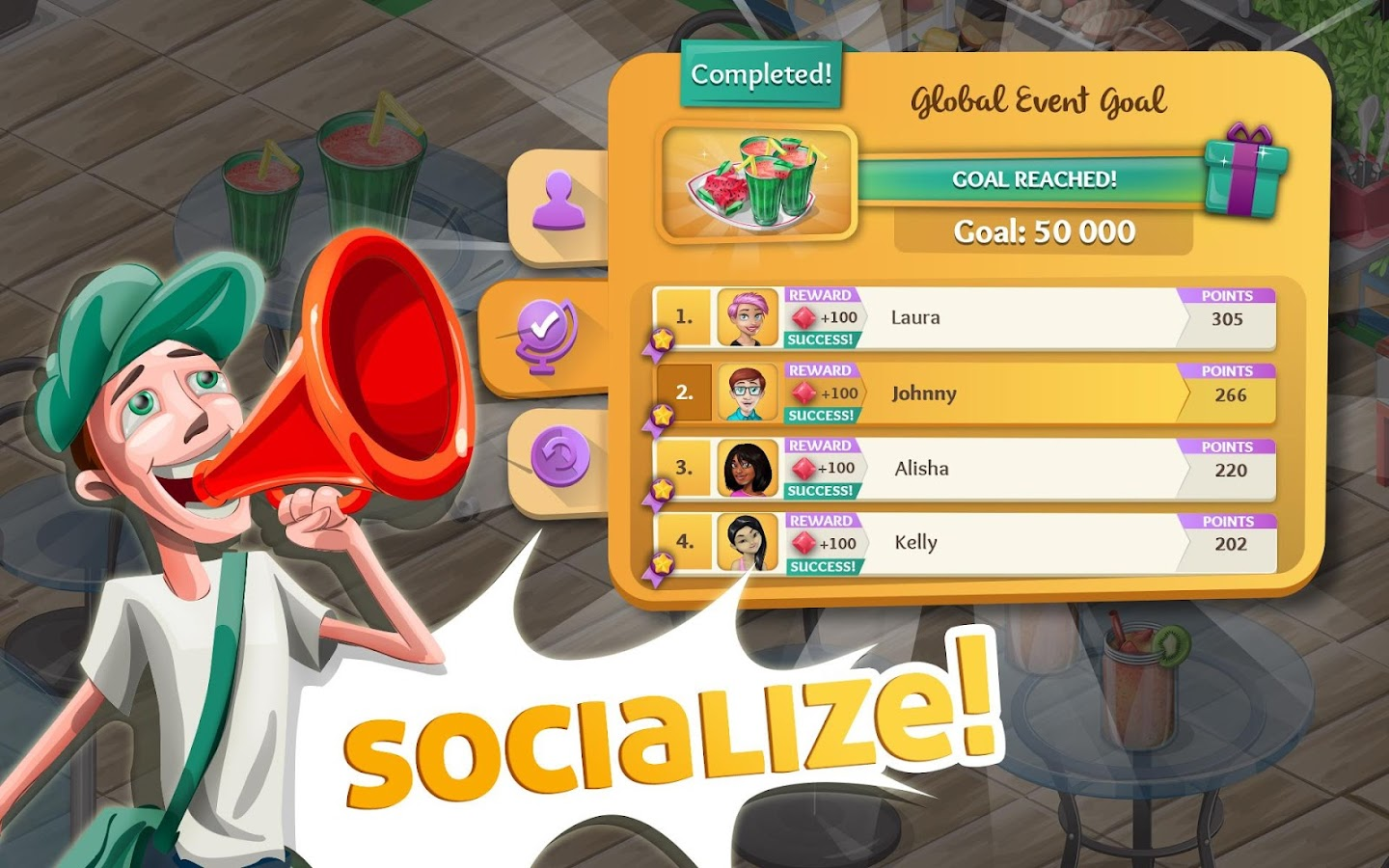 Chef Town: Cooking Simulation Screenshot 9