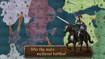 Screenshot of Medieval Wars:Strategy&Tactics