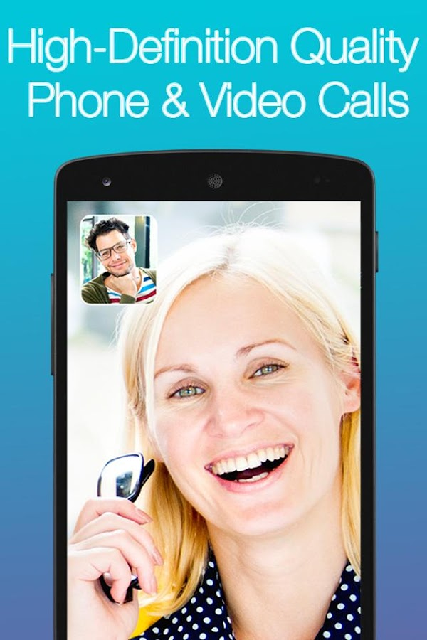 Voico: Free Calls and Messages Screenshot 0