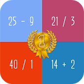 Math Games - Brain Training