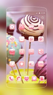 Pink Lollipop Love - screenshot