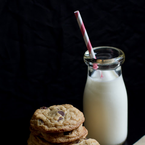 Whole Wheat Coconut Chocolate Chip Cookies