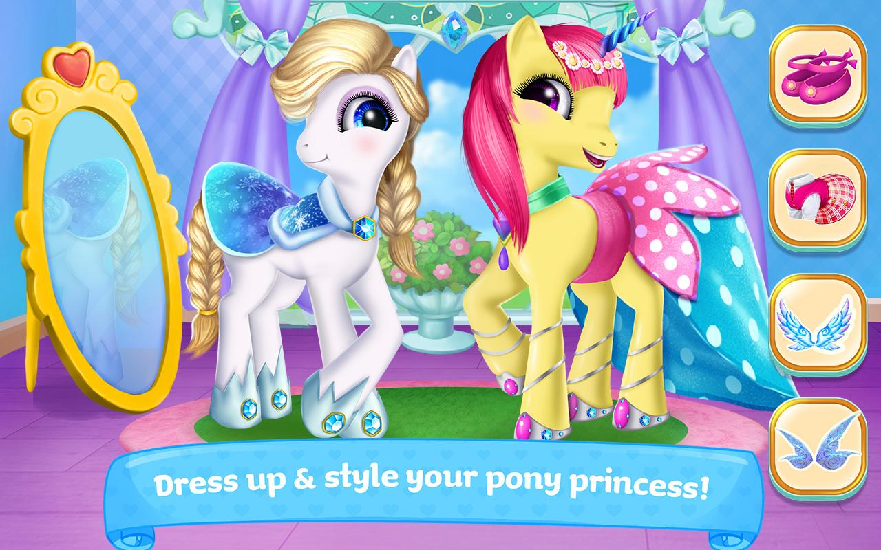 Pony Princess Academy Screenshot 0