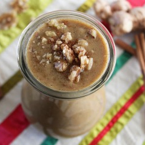 Gingerbread Molasses Smoothie