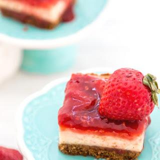 Berry Cheesecake Bars Recipes